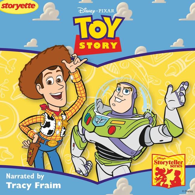 Toy Story Storyette
