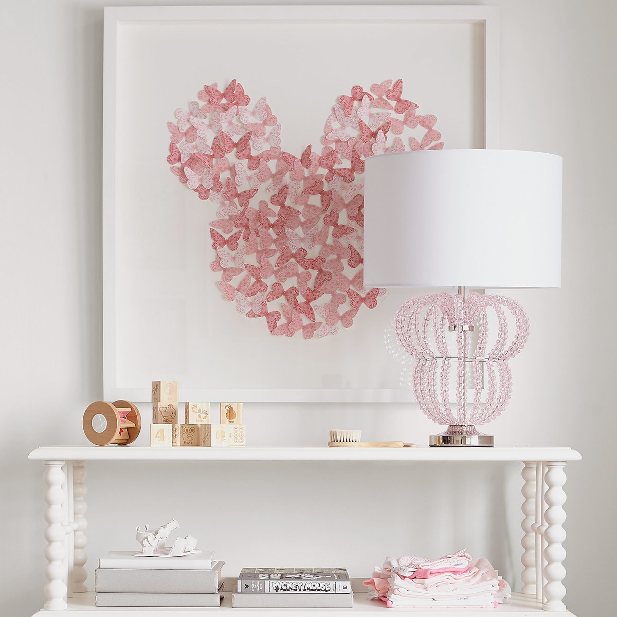 Minnie mouse beaded accent lamp by ethan allen shopdisney minnie mouse beaded accent lamp by ethan allen geotapseo Gallery