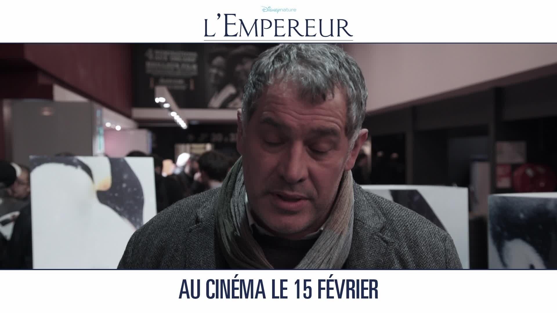 L'Empereur : réactions de spectateurs