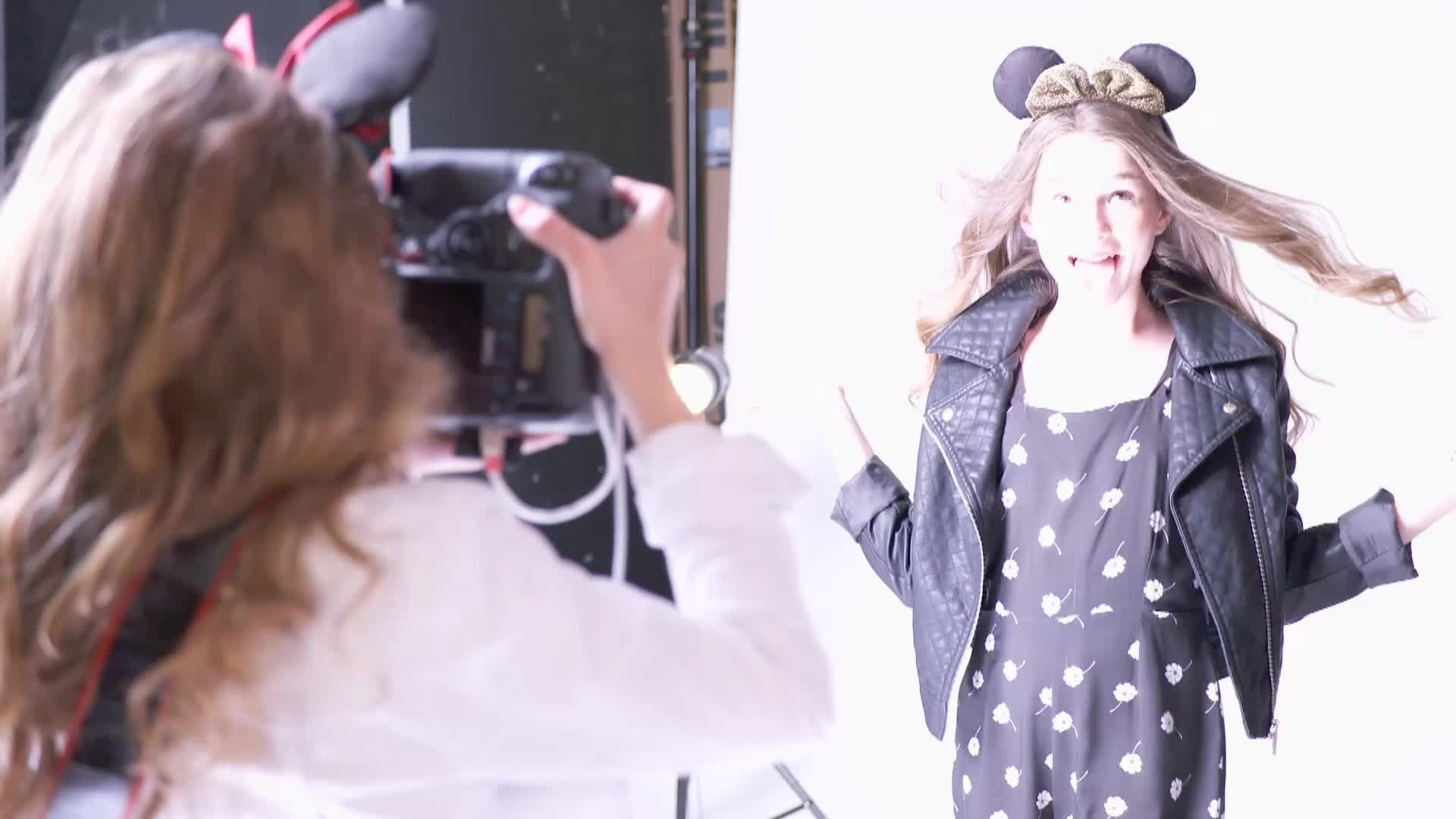 Minnie's Fashion Challenge - Fotografie