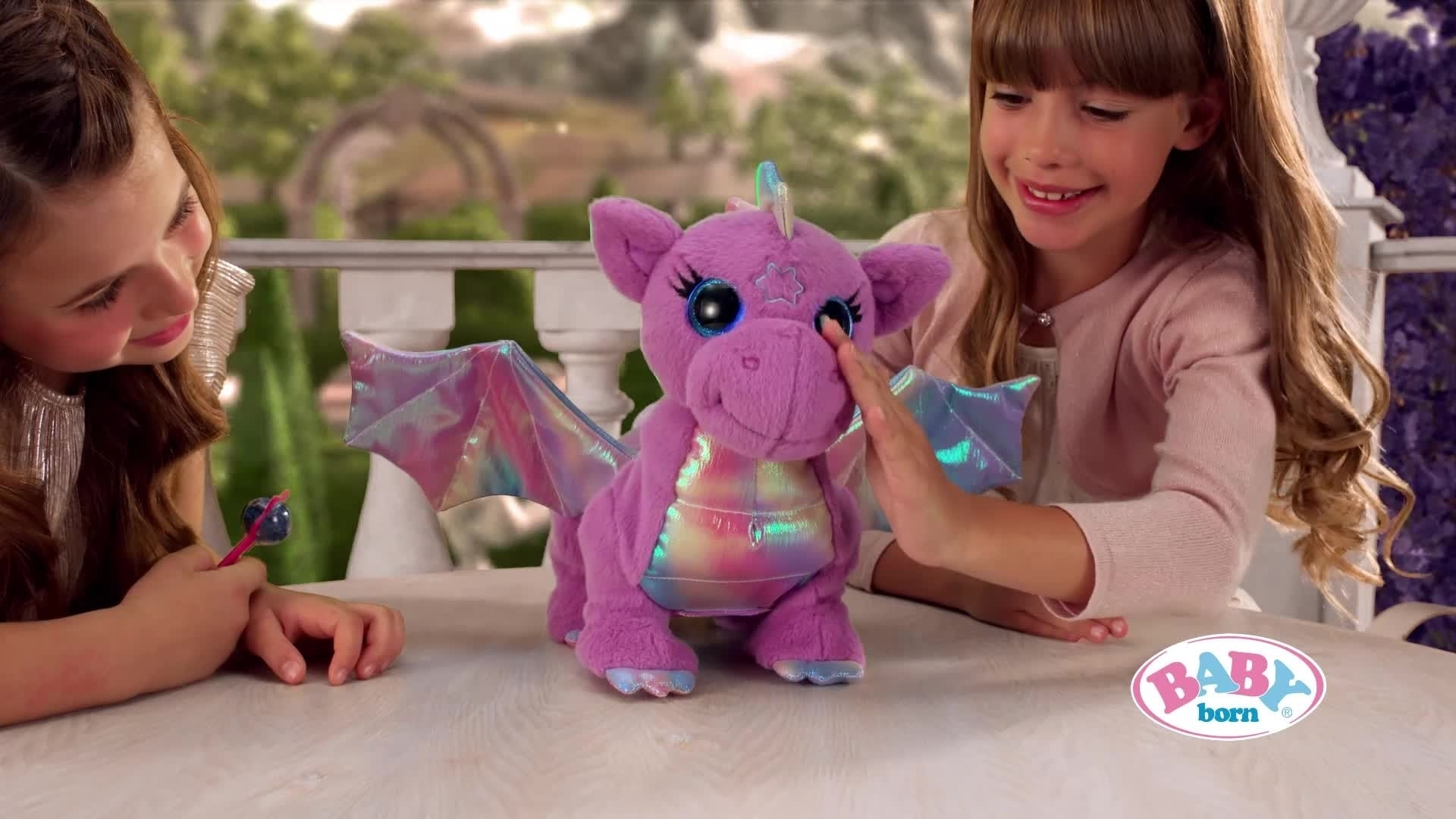BABY born® Interactive Wonderland Zauberdrache