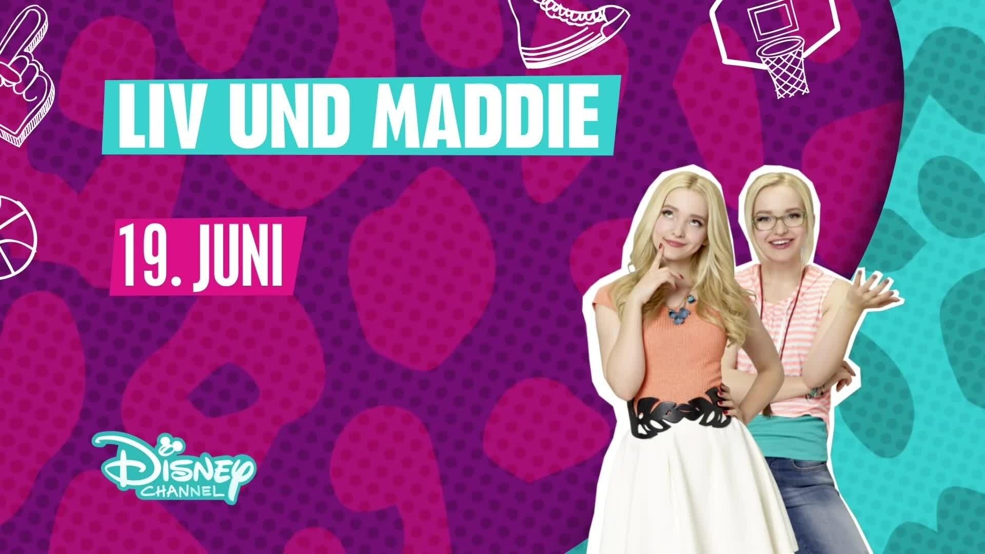 Liv & Maddie 4. Staffel - Trailer