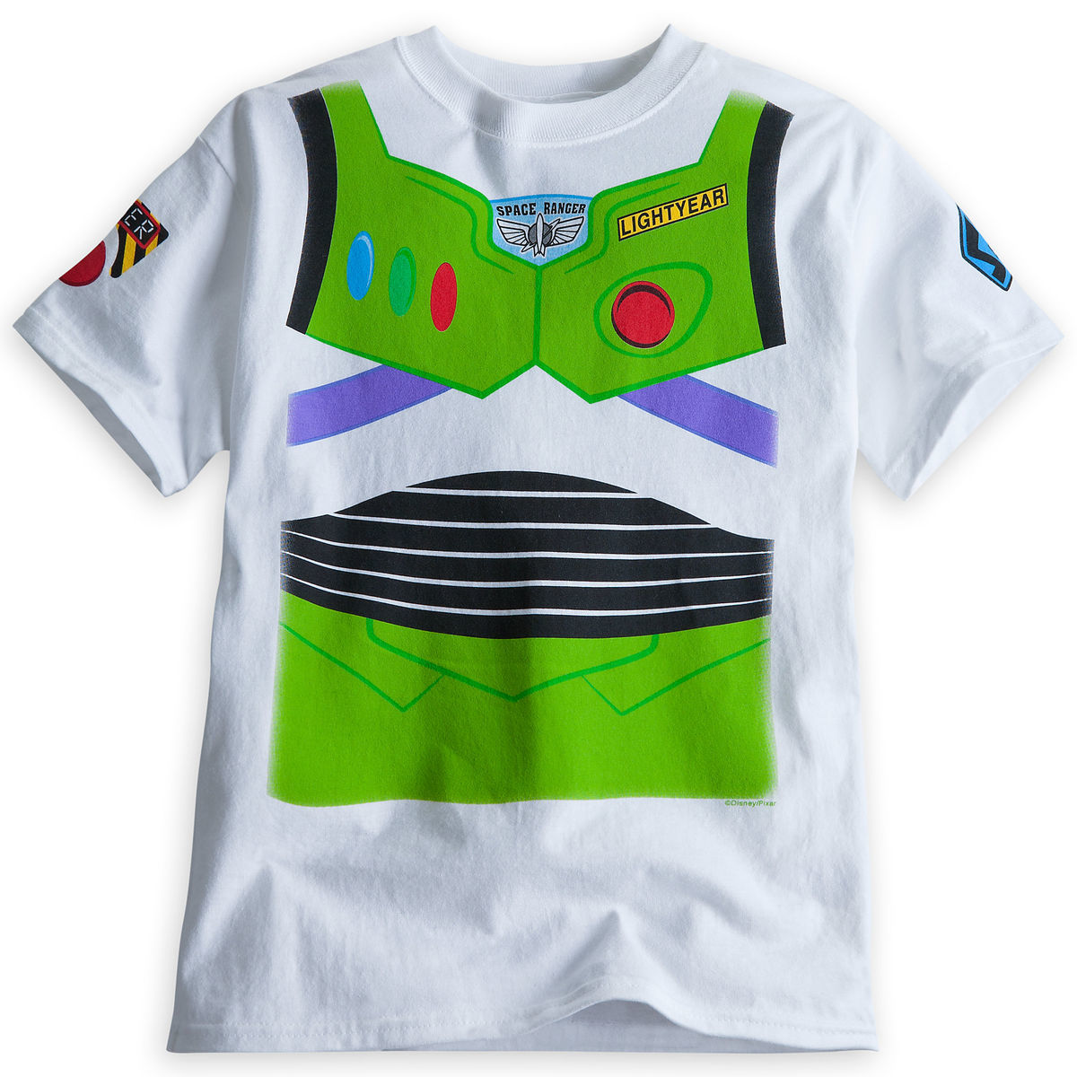 Buzz Lightyear Costume Tee For Boys Shopdisney