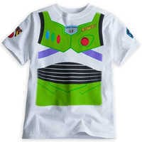 Image of Buzz Lightyear Costume Tee for Boys # 1