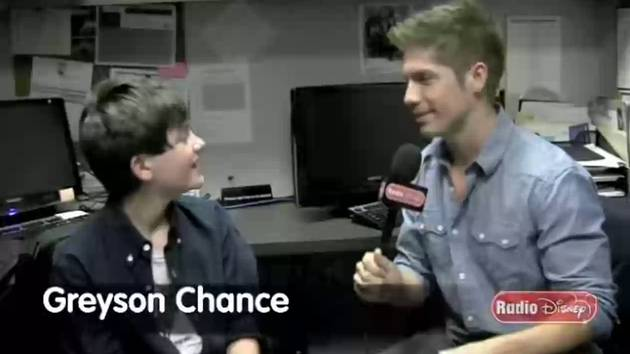 who is greyson chance dating wdw Greyson chance stopped by the clevvertv lounge where we asked him who greyson chance shares his celebrity crush and dating inspiration - duration:.