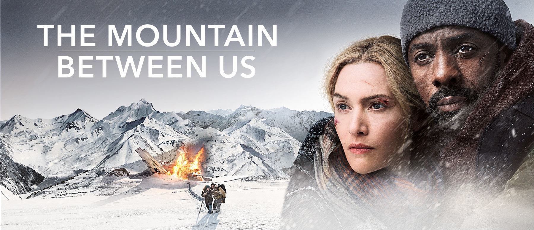 The Mountain Between Us Hero