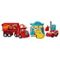 Image of Flo's Cafe LEGO Duplo Playset - Cars 3 # 1
