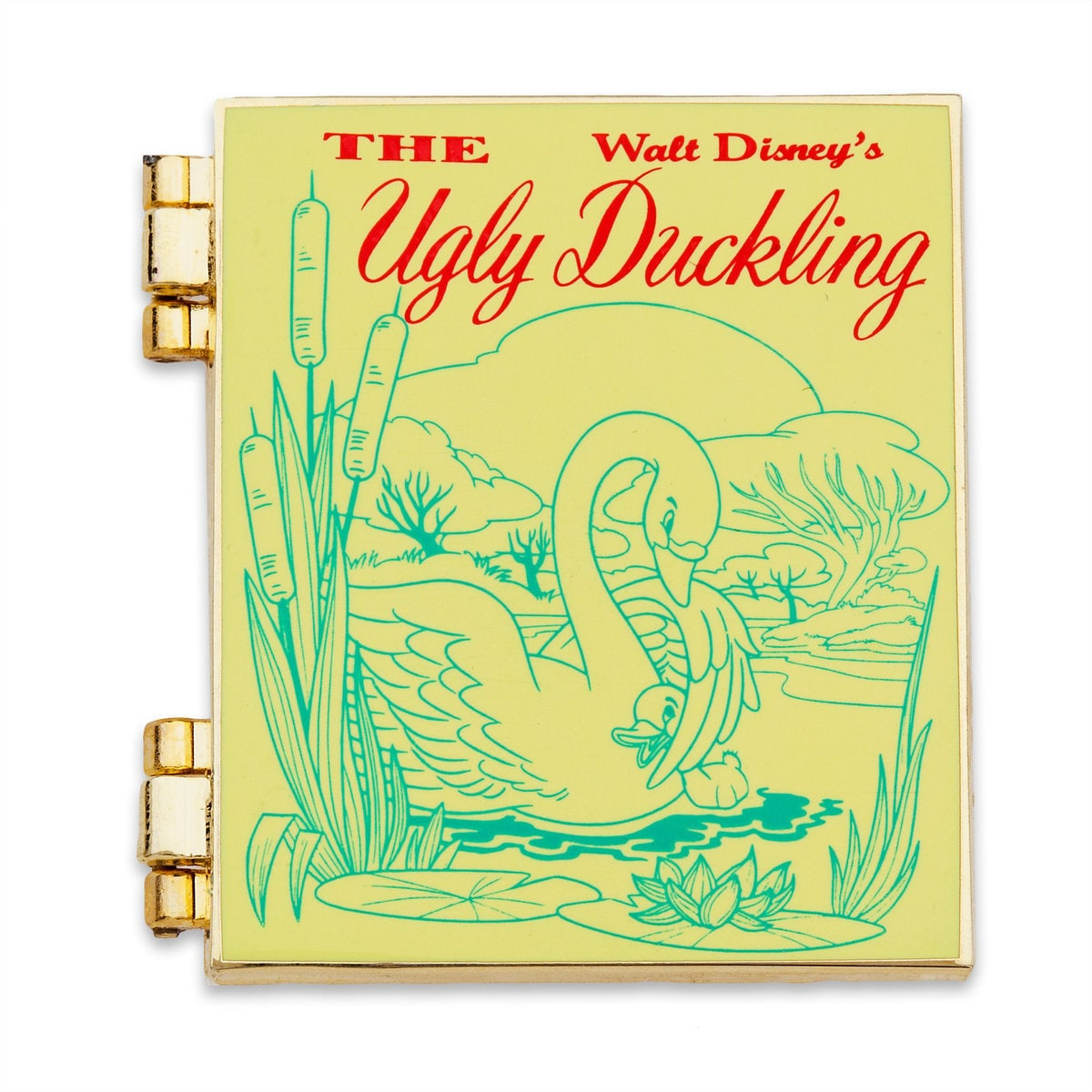 the ugly duckling limited release pin february 2017 shopdisney