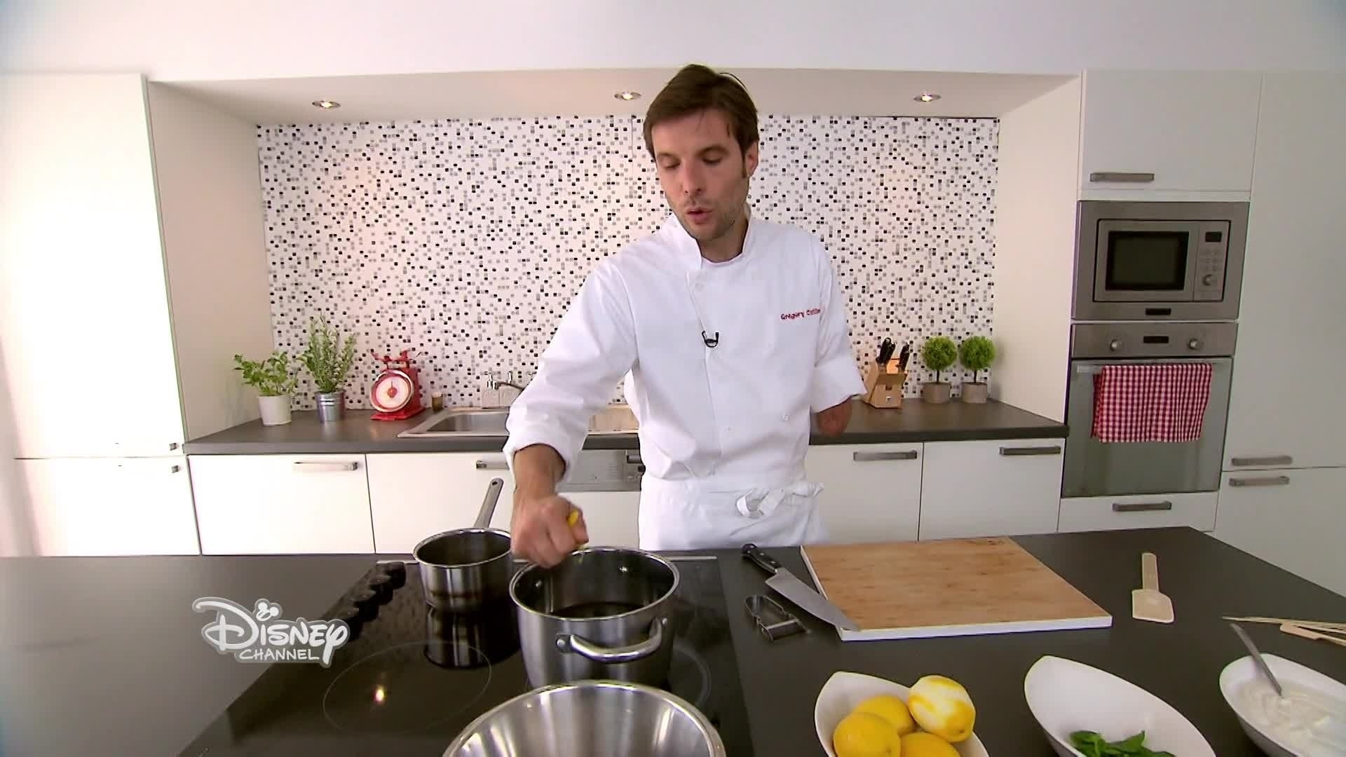 Chez Rémy Tout Le Monde Peut Cuisiner - Recette de la glace maison yaourt citron