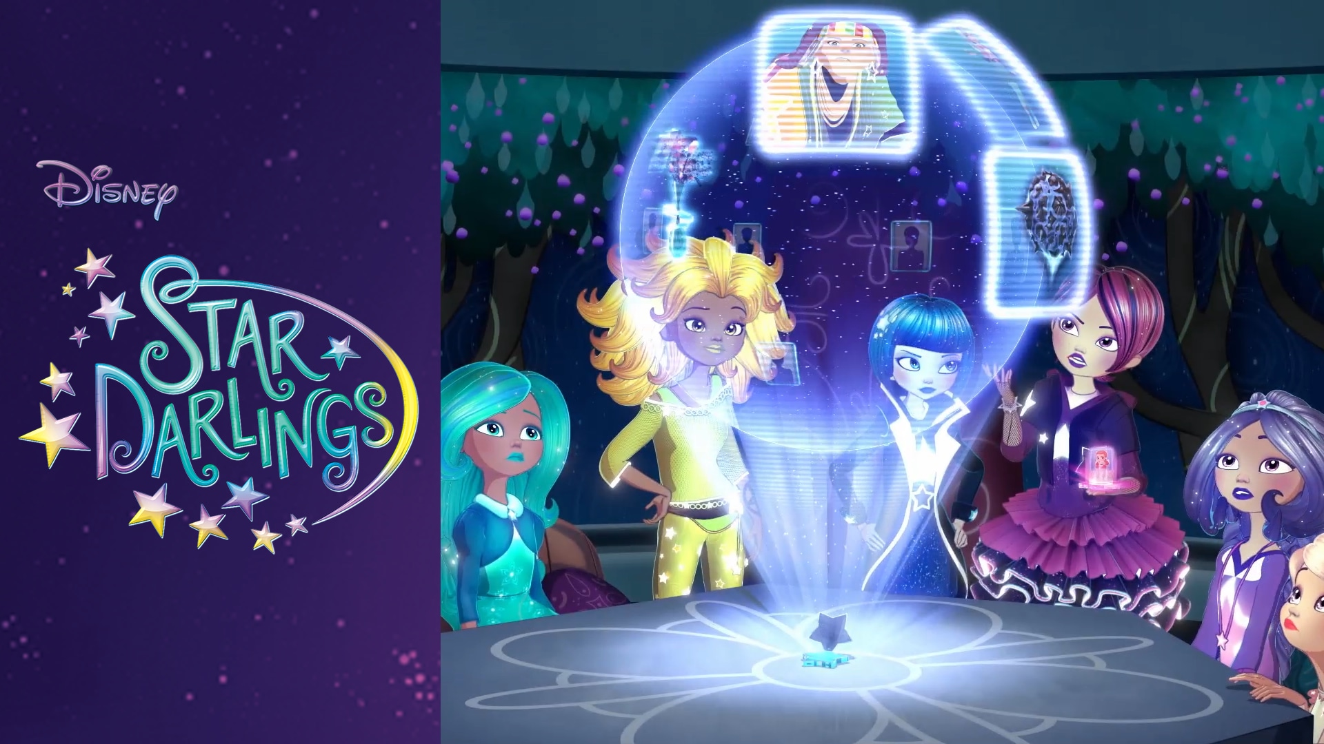 The Power of Twelve - Part 1 - Disney's Star Darlings