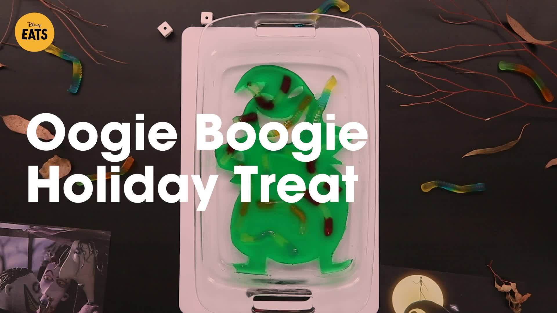 Oogie Boogie's Holiday Treat | Disney Eats