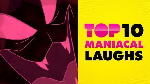 Maniacal Laughs   Disney Top 10