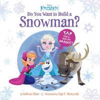 Image of Frozen: Do You Want to Build a Snowman? Book # 1