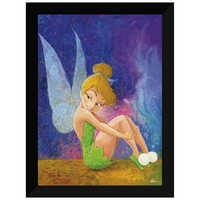 Image of Tinker Bell ''Tink Sitting'' Giclée by Randy Noble # 6