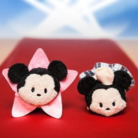 Image of Mickey and Minnie Mouse ''Tsum Tsum'' Plush Set - Mini - 3 1/2'' - Los Angeles # 5
