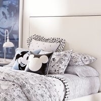 Image of Mickey Mouse Comic Strip Sham by Ethan Allen # 3
