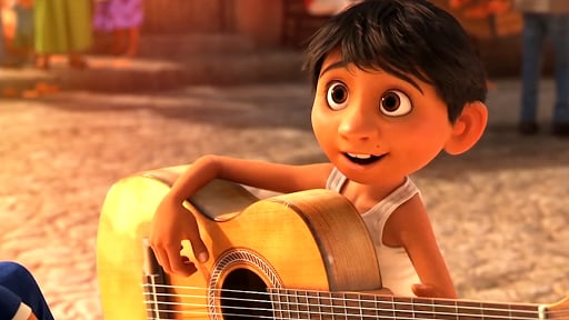 Coco Trailers & Film Clips