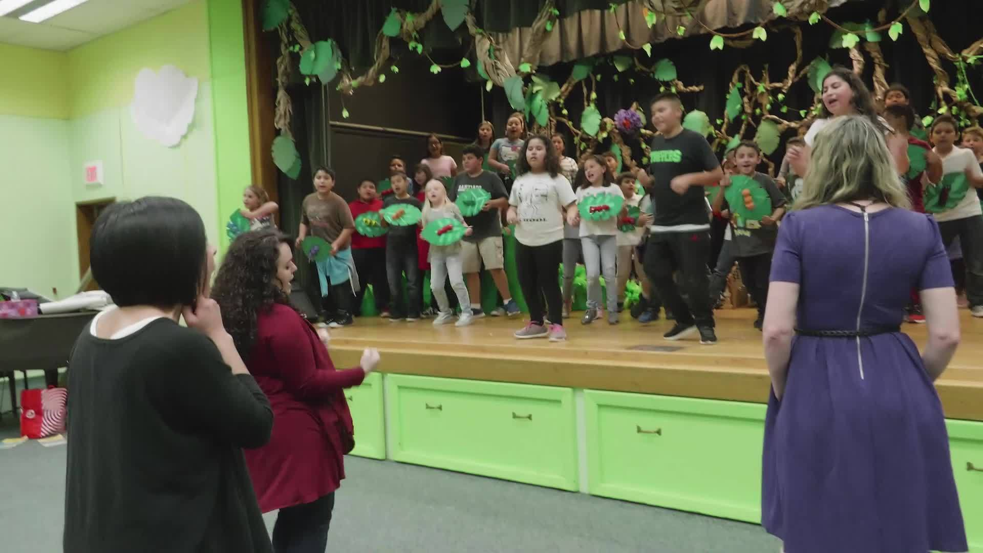 Disney Musicals in Schools – Orange County