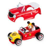 Image of Mickey Mouse Transforming Pullback Racer - Mickey and the Roadster Racers # 3