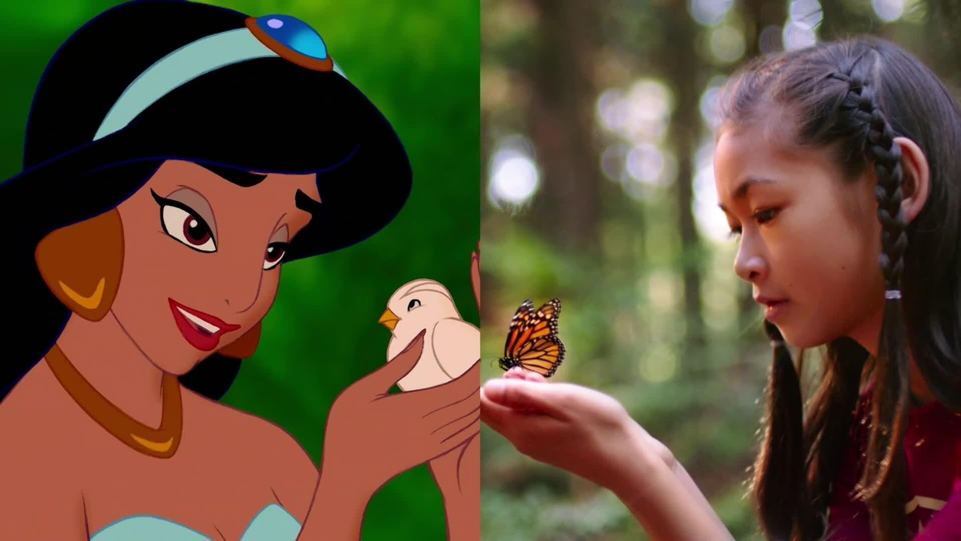 Jasmin: Glaube an Dich, Prinzessin!