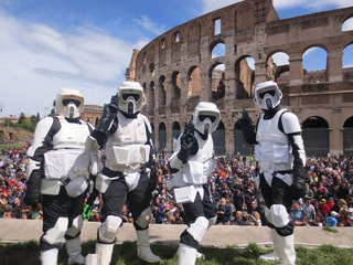 Star Wars Day 2014: A New Roman Empire