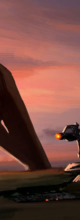 Dooku Captured Concept Art Gallery