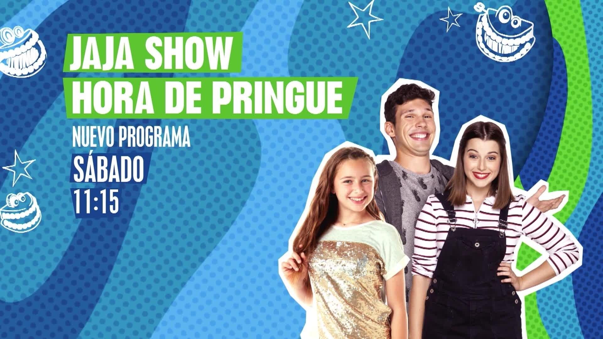 """Nuevos programas de """"JaJa Show: Hora de pringue"""""""
