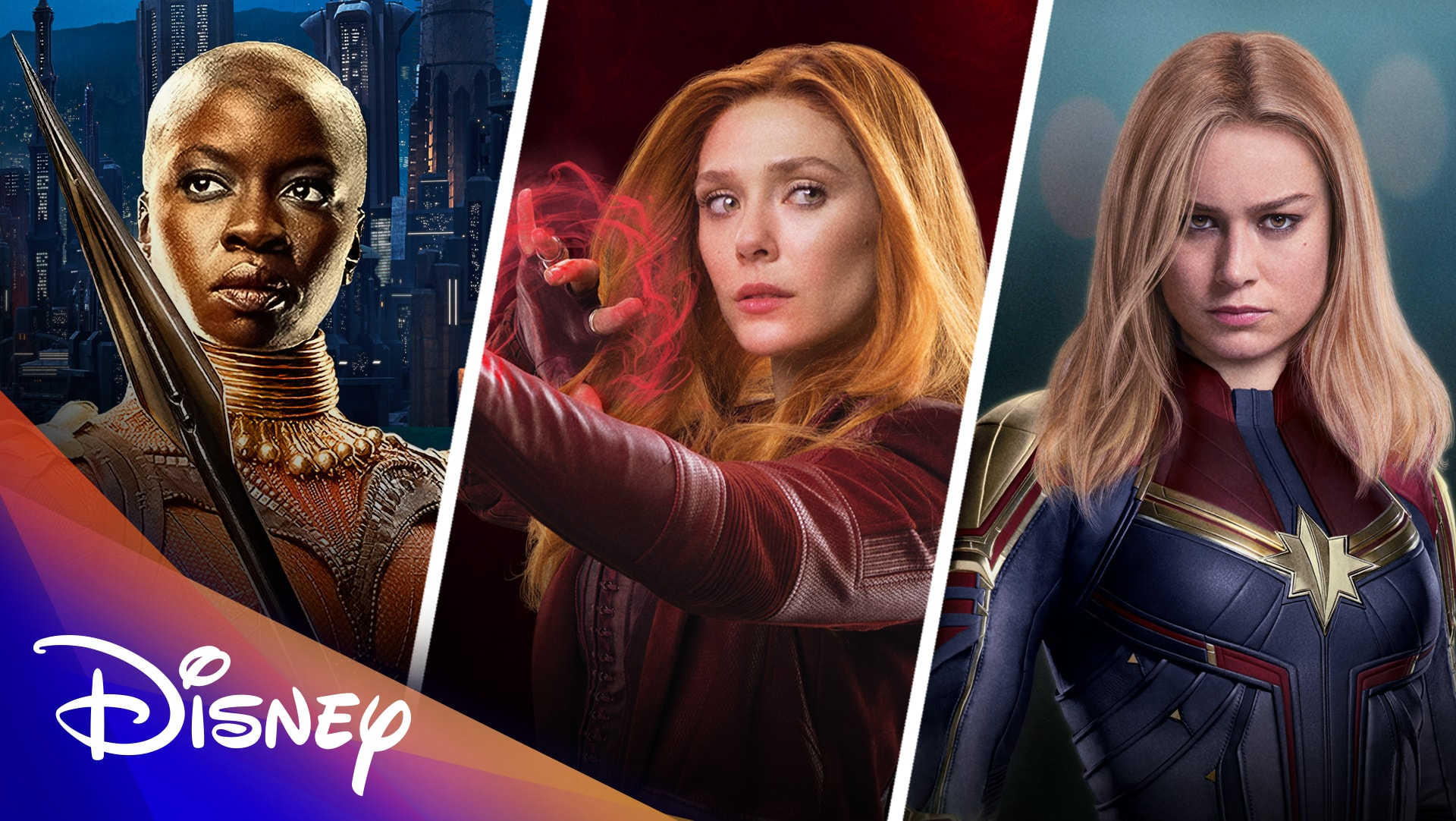 Women's History Month - Female Power: Marvel | Disney