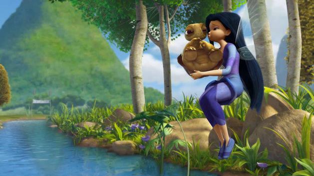 Silvermist - How I Train - Disney Fairies Shorts