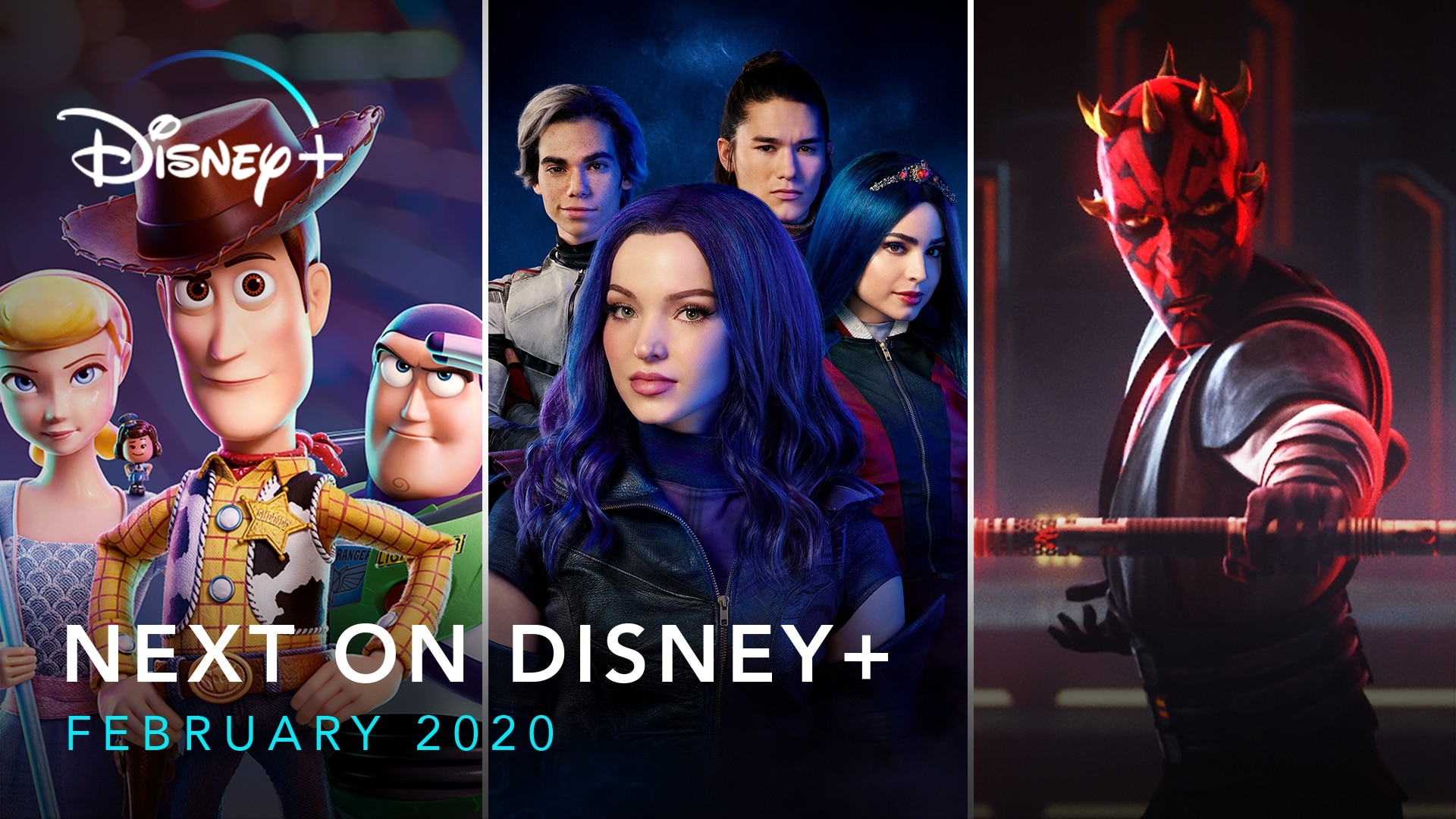 Next On Disney+ - February 2020 | Disney+ | Now Streaming