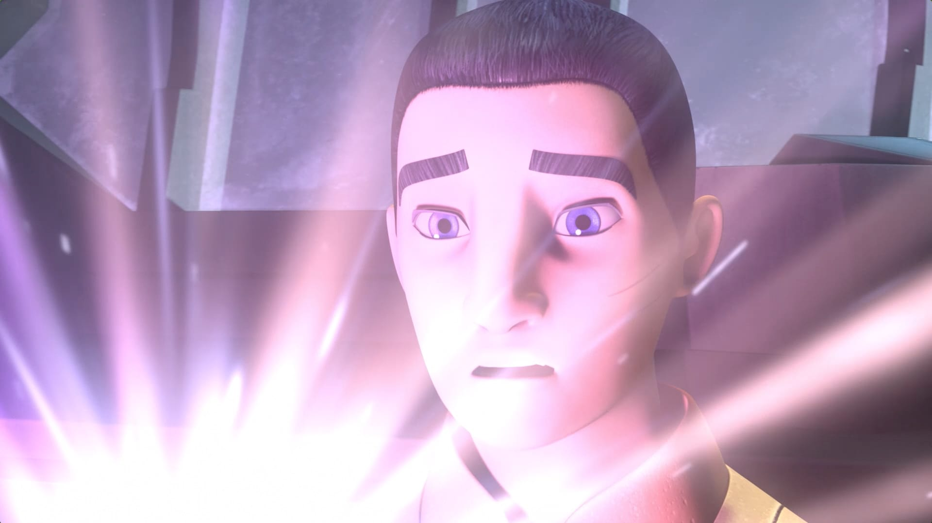 Veo, veo a Star Wars Rebels