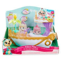 Palace Pets S.S. Pawcation Royal Yacht Playset