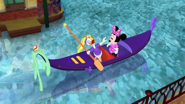 Los cuentos de Minnie: Lo que la góndola se llevó