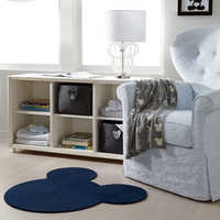 Image of Mickey Mouse Braided Rug by Ethan Allen # 9