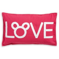 Image of Mickey Mouse Love Pillow by Ethan Allen # 3