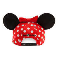 Image of Minnie Mouse Baseball Cap for Kids - Walt Disney World # 2