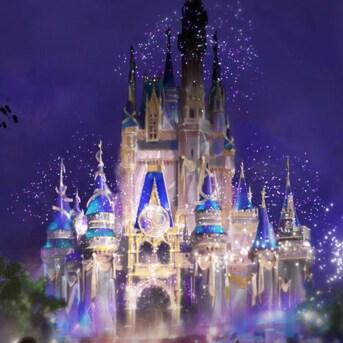 """A """"Celebração Mais Mágica do Mundo"""" terá início em 1 de outubro de 2021 em homenagem aos 50 anos do Walt Disney World Resort"""