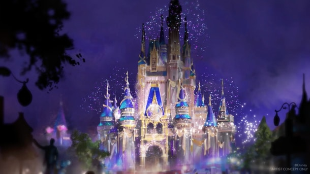 """""""La Celebración Más Mágica del Mundo"""" comienza el 1º de octubre, en honor al 50 aniversario de Walt Disney World Resort"""