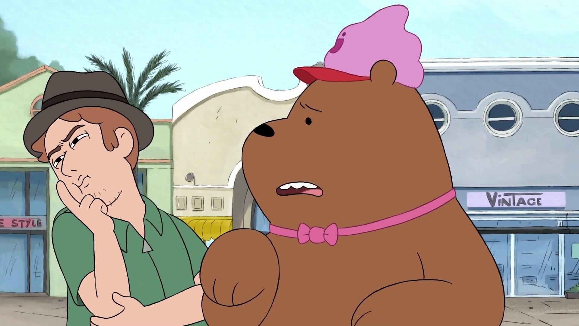 We Bare Bears - Bären wie wir - Wir und der Cupcake-Job/Wir und Charlie und die Schlange