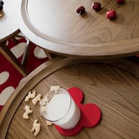Image of Mickey Mouse It All Started With a Mouse Table by Ethan Allen # 4