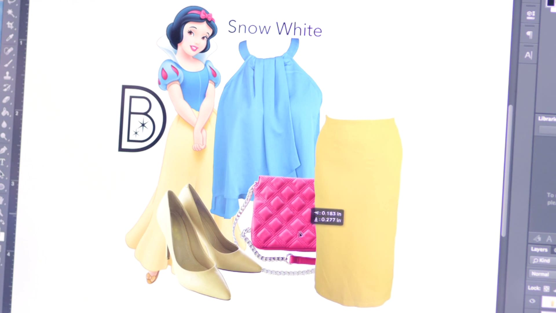 Creating the Icons of Snow White and the Seven Dwarfs