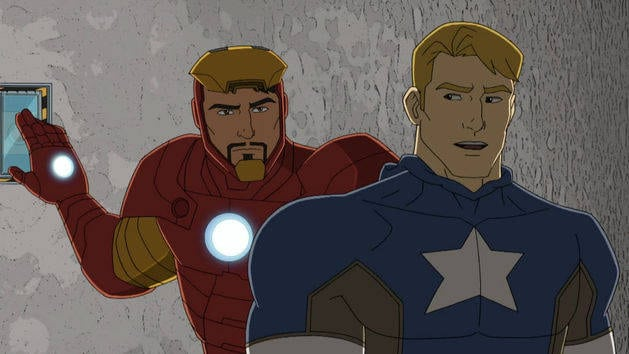 Avengers Assemble 2