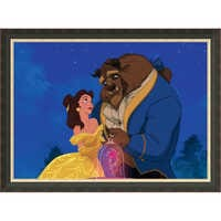 Image of ''Beauty and the Beast Dancing'' Giclé # 7