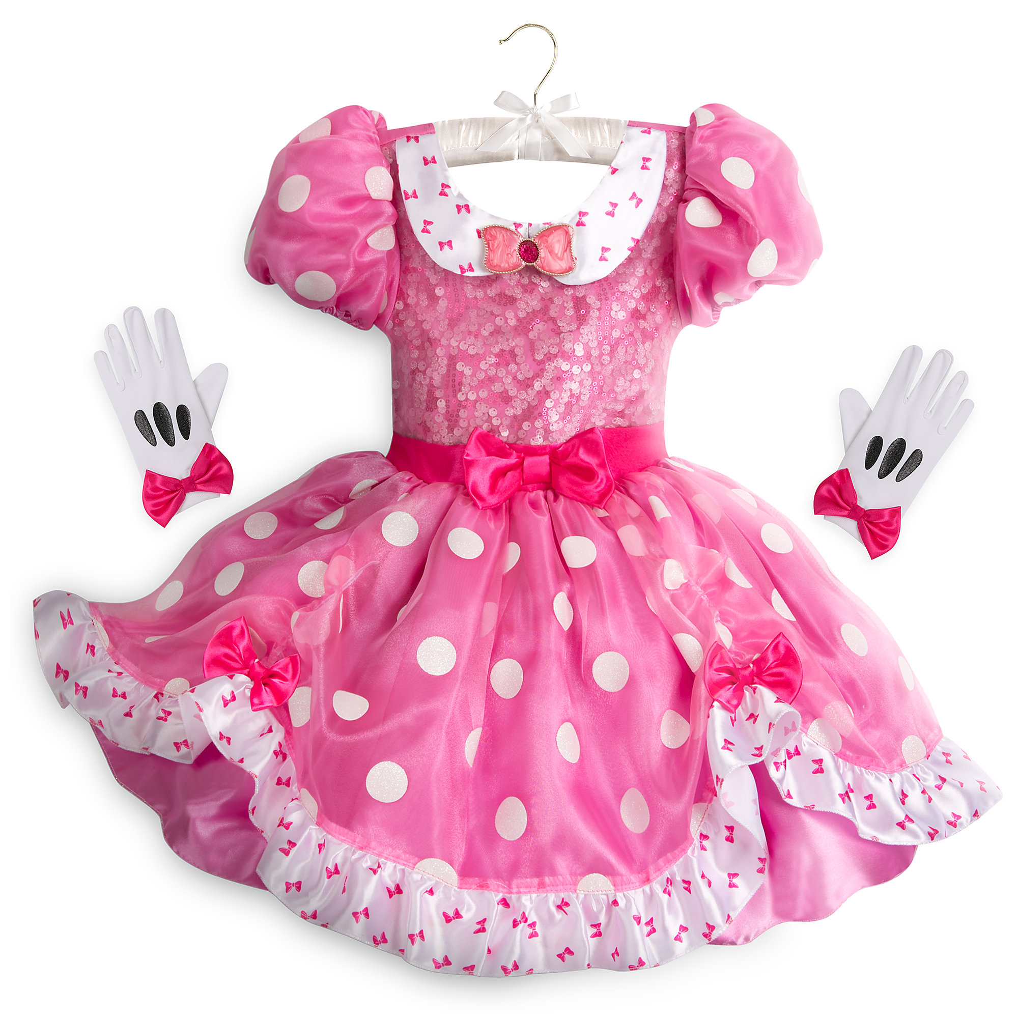 Thumbnail Image of Minnie Mouse Costume for Kids - Pink # 1  sc 1 st  shopDisney & Minnie Mouse Costume for Kids - Pink   shopDisney