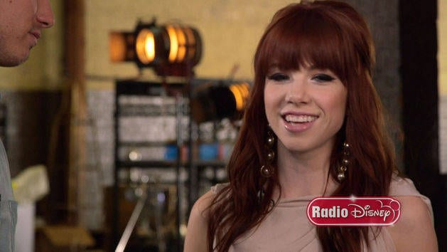 Carly Rae Jepsen - Part of Your World Behind the Scenes