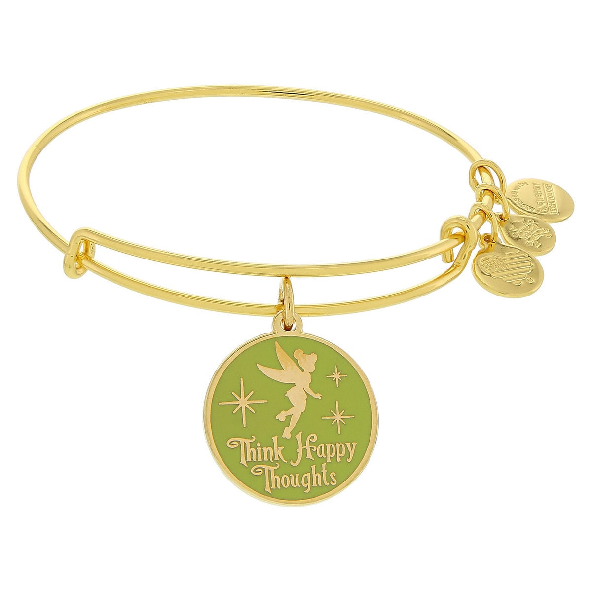 Tinker Bell Bangle by Alex and Ani | shopDisney