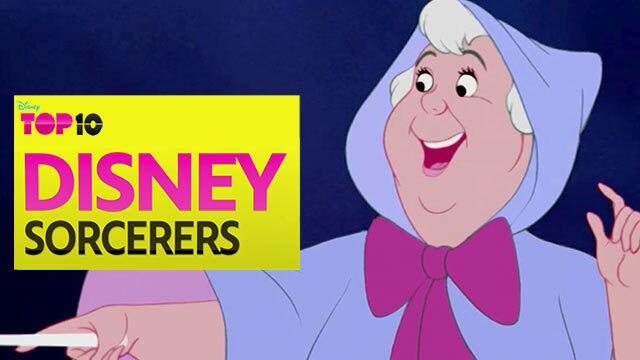 Sorcerers - Disney Top 10