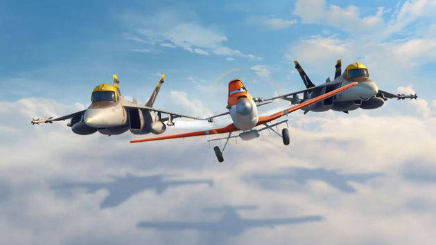 Headstart - Planes Clip