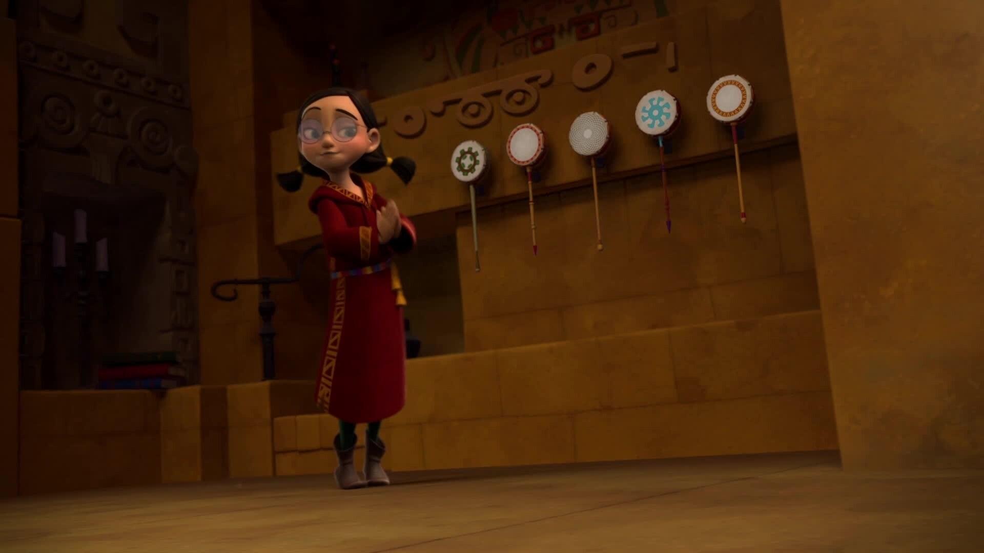 Elena von Avalor - Der Zauberlehrling
