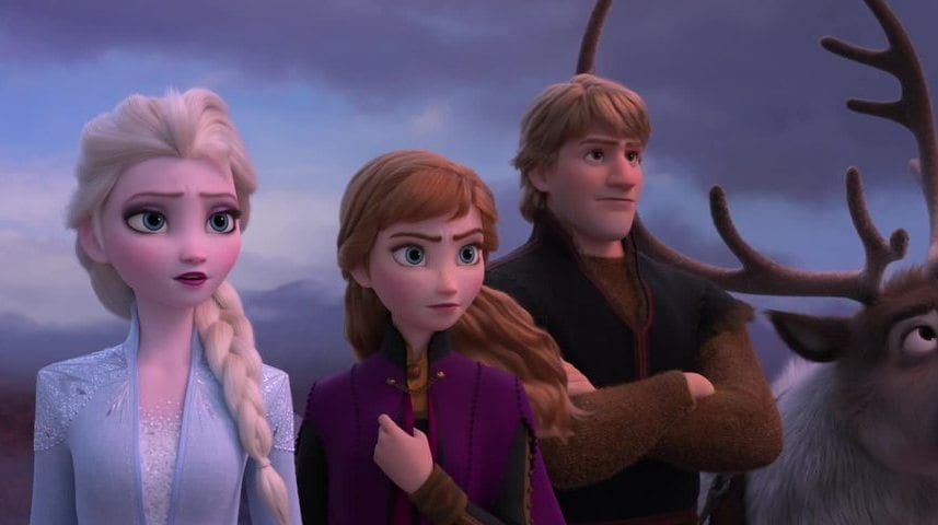 Trailer 1 de Frozen 2 - O Reino do Gelo